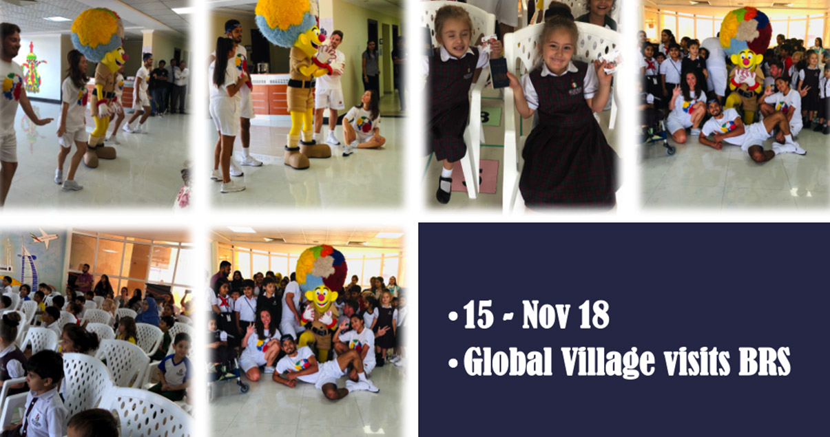 Global Village visits BRS
