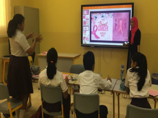 29-Oct 18 Breast Cancer Awareness for Grade 5