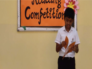 Primary Reading Competition